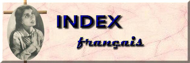 Index français