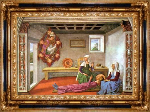 Santa Serafina de S. Geminiano